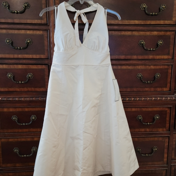 J Crew Special Occassions Halter Dress